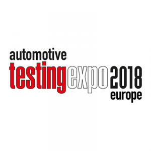 Automotive Testing Expo Europe 2018