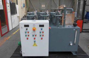 centrale lubrification haute capacité secteur aéronautique