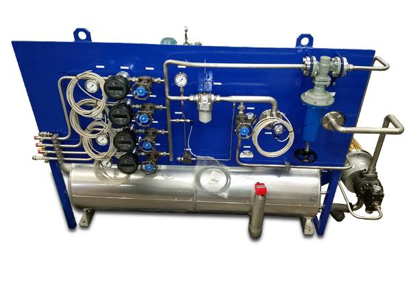automatic lubrication unit high temperature
