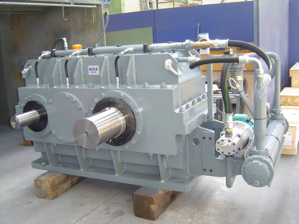 industrial gearbox heavy duty