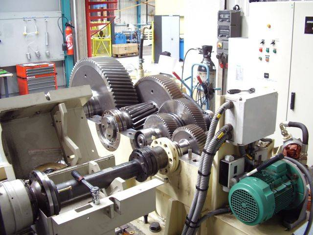 mechanical equipment maintenance, preventive and curative