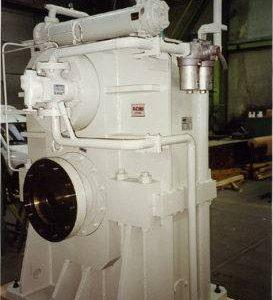 multiplicateur hydroélectricité turbine