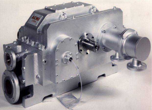 turbo multiplier electric motor compressor